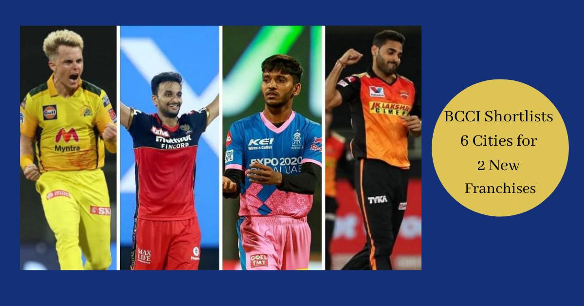 2 New IPL Teams for IPL 2022